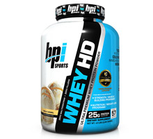 #4 Best Protein Powder - BPI Whey HD Container