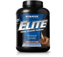 #5 Best Protein Powder - Dymatise Nutrition Elite Whey Protein Container