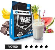 Best Protein Powder - Uprotein 100% Whey Protein Powder