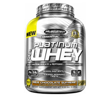 #3 Best Protein Powder Australia - MuscleTech Platinum 100% Whey Protein Container